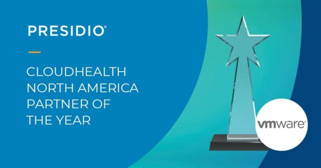 CloudHealth North America Partner of the Year
