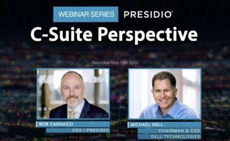C-Suite Perspective Webinar Series: Dell Technologies