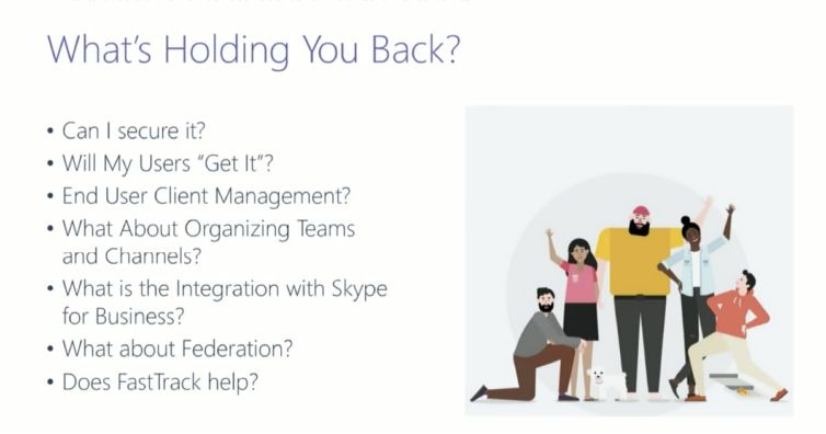 Tech Talk: Microsoft Teams for Remote Work: What's Holding You Back?