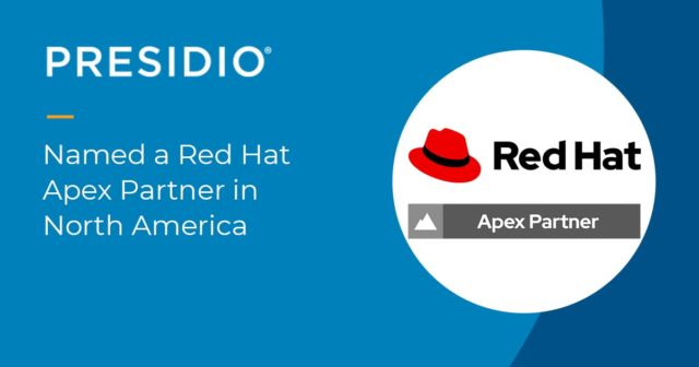 Red Hat Apex Partner