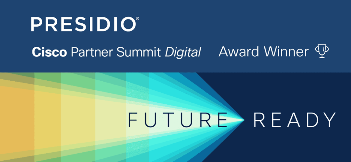 Cisco Partner Summit Digital Award